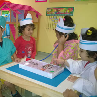 Best preschool in jlt